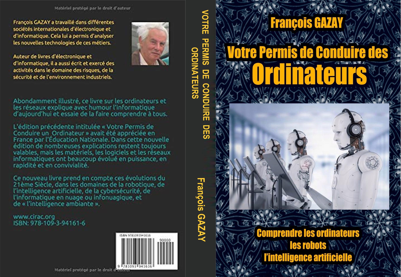 François Gazay vous souhaite une très bonne année avec ses livres numériques ou imprimés à découvrir en cliquant sur l'image
