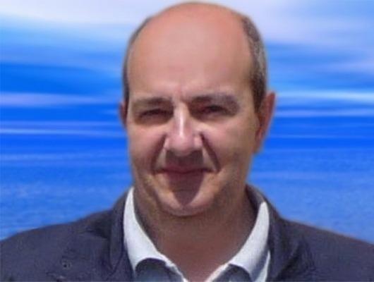 L'auteur Luc Dragoni