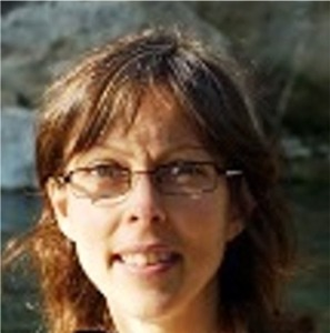 L'auteure Annick Sibué