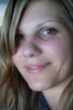 L'auteure Claire Casti de Rocco