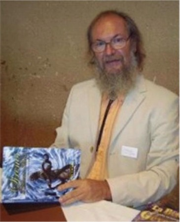 François de Sarre, l'un des deux auteurs