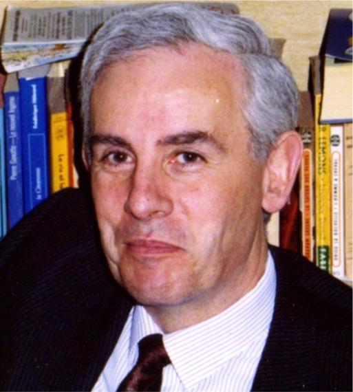 L'auteur Franck Gordon