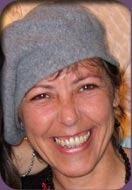 L'auteure Nadine Coëffe