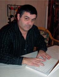 L'auteur Patrice Macel