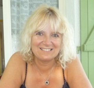 L'auteure Sylvie Grignon