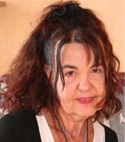L'auteure Suzy Le Blanc