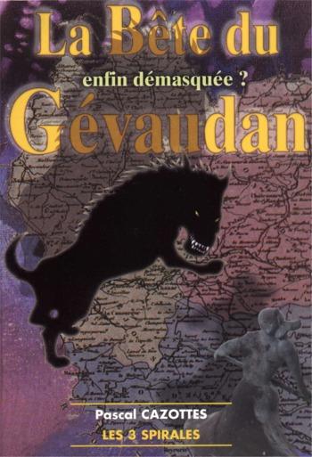 Première de couverture du livre La Bête du Gévaudan