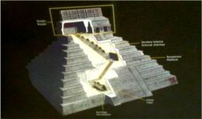 Crypte de l'antique astronaute