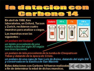 Concluye la datación por carbono 14 el Sudario es una falsificación medieval realizados entre 1260 y 1390.