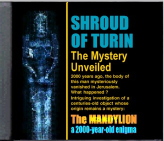 Investigation on the Mandylion and the Shroud of Turin. Program for PC computer. Click HERE to download