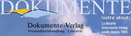 Dokumente-Verlag à Offenburg en Allemagne, où l'on trouve L'AFFAIRE MORMON et LE CODE TEMPLIER